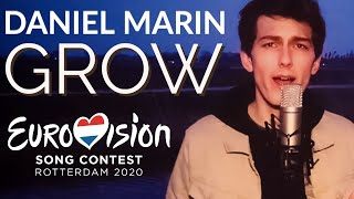 Grow - Jeangu Macrooy   Eurovision 2020 The Netherlands   Cover by: Daniel Marin