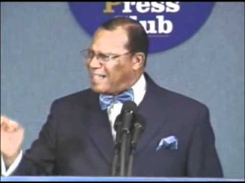 Farrakhan Exposes The Jewish & Neo-Con Conspiracy In Middle East (2 of 2)