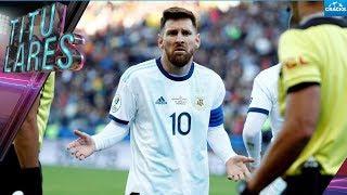 """¿ARGENTINA a la UEFA? """"NUNCA""""   GARECA en desacuerdo con MESSI   Ya hay ACUERDO por DE LIGT"""