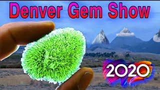 Denver Gem & Mineral Show | Highlights 2020