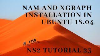 Ns2 Commands In Ubuntu