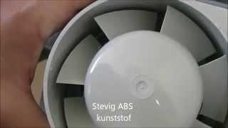 Fantech Badkamer ventilator