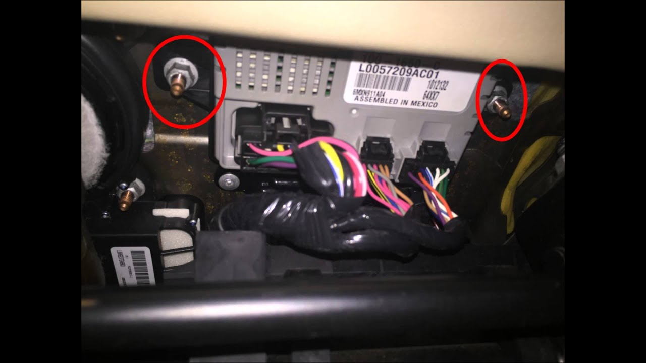 100 Amp Fuse Box 07 09 Gm Suv 2008 Escalade Heated Cooled Seats Repair