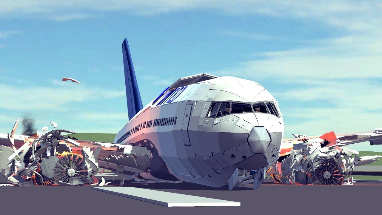 Runway Collisions & Airport Accidents #4   Besiege