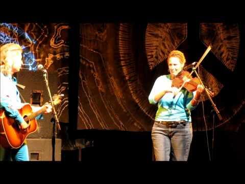 Jim Lauderdale & Sue Cunningham - Most of Set - Suwannee Springfest   3-22-12