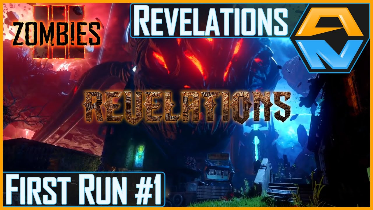 Revelations First Run 1 Call Of Duty Black Ops Iii Zombies