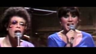 Liinda Ronstadt and Phoebe Snow The Shoop Shoop Song
