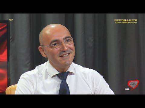 Elettori & Eletti 2020: Vito Branà, candidato sindaco M5S - Trani