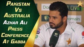 Captain Azhar Ali Press Conference At The Gabba | Pakistan Vs Australia 2019
