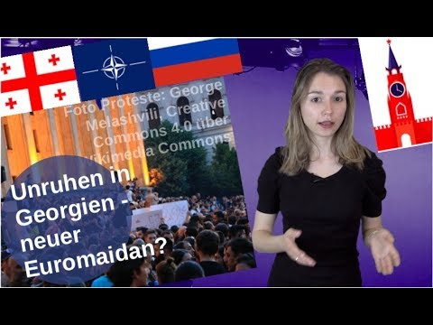 Unruhen in Georgien - neuer Euromaidan?