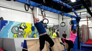 Youth Fitness, Ninja Warrior, Obstacle course, Calisthenics workout On MoveStrong
