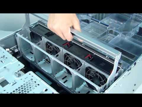 HPE ProLiant ML350 Gen9 Server FRU RemoveReplace HP Smart Storage Battery