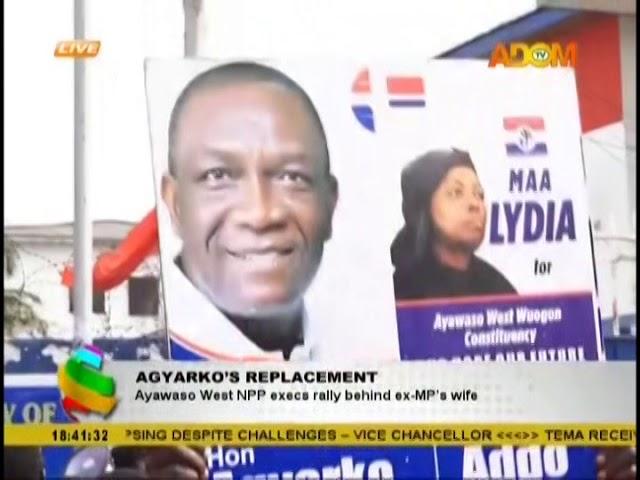 Adom TV News (10-12-18)
