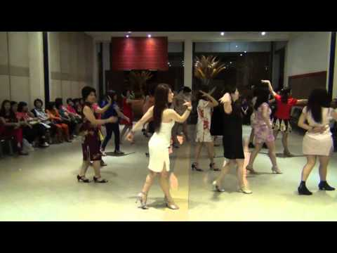 A Chinese Rumba - Line Dance - Kenny Teh