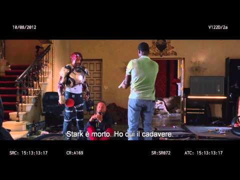 Iron Man 3 -- Gli accenti di Trevor - Scena tagliata | HD
