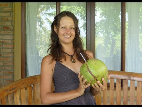 Our Fully Raw Vegan Diet Menu In Ubud, Bali For A Lean And Fit Body