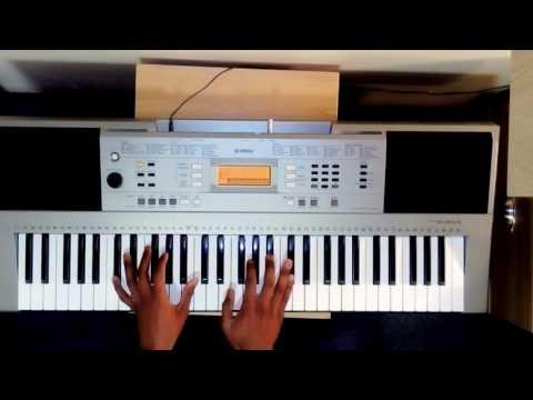 Simi Lapha by Khaya Mthethwa ft Ntokozo Mbambo: Piano Cover