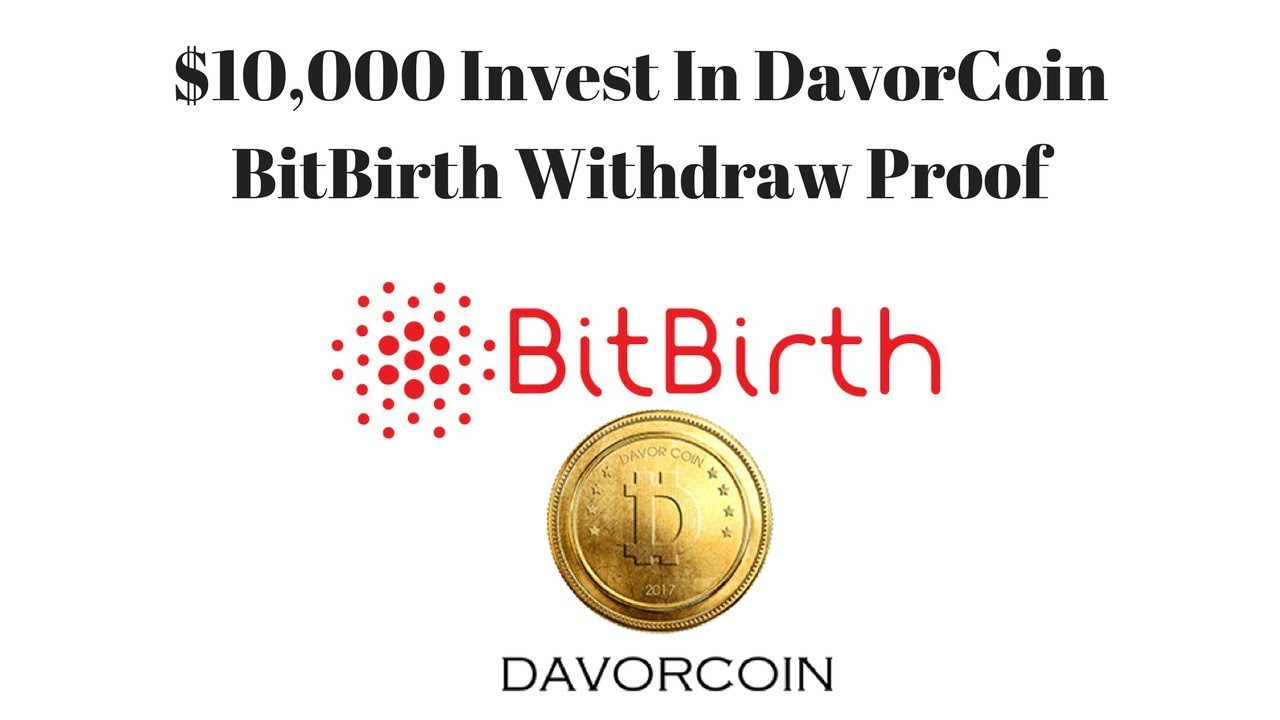 davor coin withdrawal