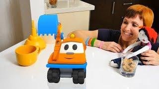 Nuovo! Cuciniamo insieme la colazione  video divertenti per bambini