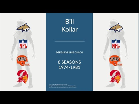 Bill Kollar: Football Defensive Line Coach