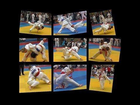 Trailer Judokas vom ASIA SPORT NEUBRANDENBURG bei der LEM U13 Rostock 07.10.2017