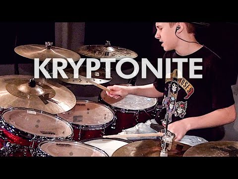 kryptonite---3-doors-down-(drum-cover)-avery-drummer