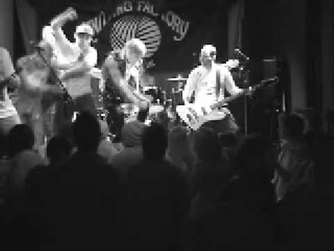 Agent Orange - Bloodstains live