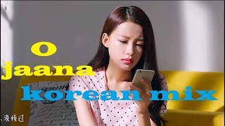 O jaana sad version | Ishqbaaz | Korean mix