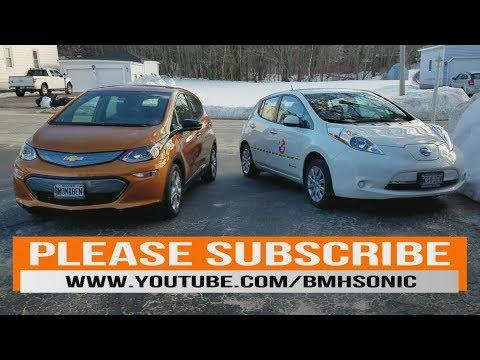 Why We Bought A Bolt Ev Vs The 2018 Nissan Leaf And Still No Tesla Model 3