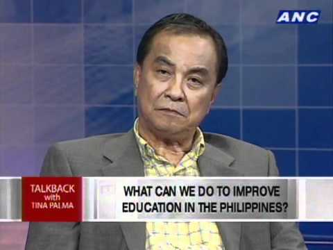 ANC Talkback: Education in the Philippines 5/6