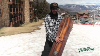 2015 Arbor A Frame Snowboard Review By Peter Glenn