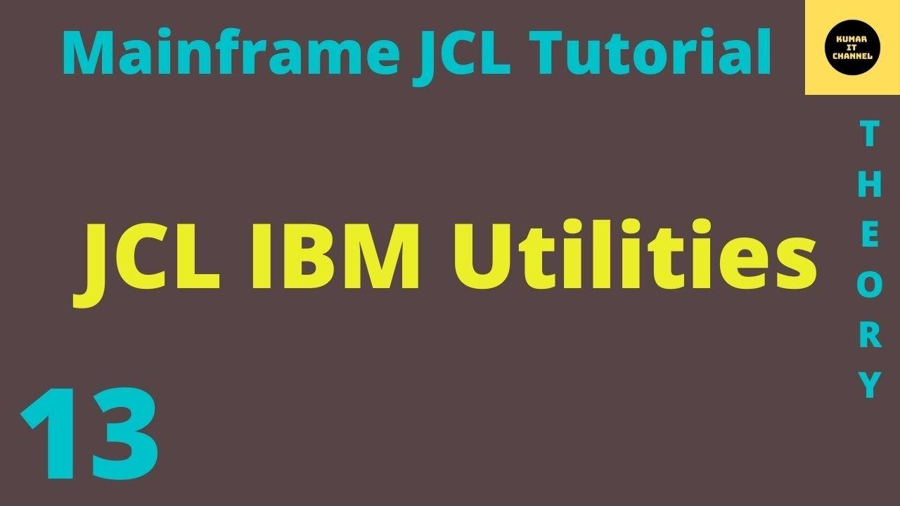 Mainframe JCL Practical Tutorial 3