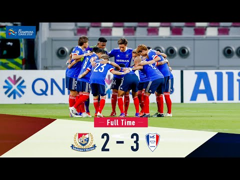 Yokohama M. Suwon Bluewings Goals And Highlights