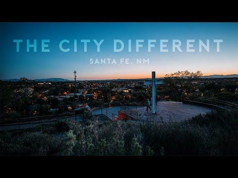 WOW air travel guide application | Santa Fe, New Mexico