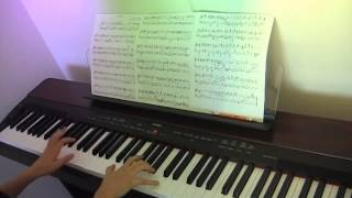 Gambar cover Aladdin (Disney) - A Whole New World | Piano (arr. Kyle Landry)