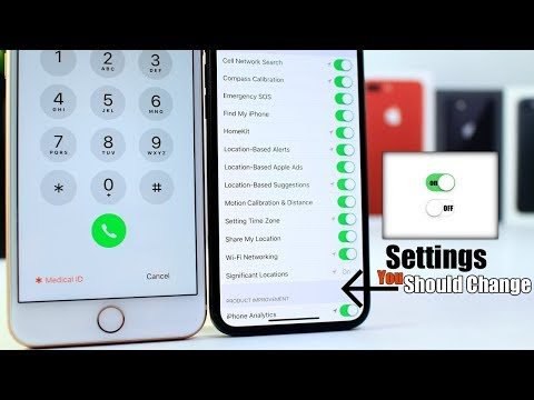 iPhone Settings You Should Change Right Now! iOS 11.3