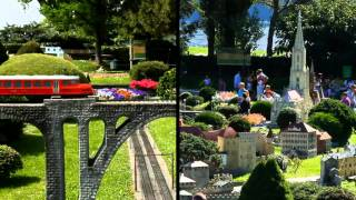 Parco Tematico - Parco divertimento - Swissminiatur - Svizzera