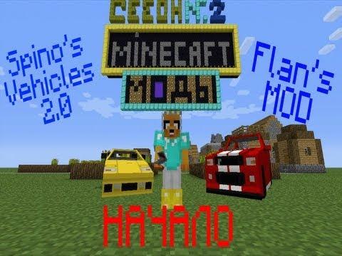 Скачать Flan's ,  / Моды для Minecraft / Mods-MC