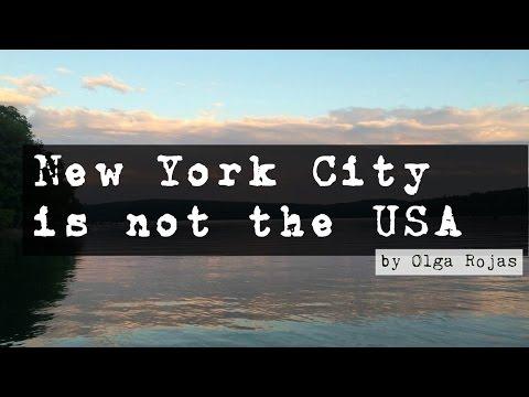 Нью-Йорк - не Америка. Чего ты не знал о настоящей Америке. Ольга Рохас