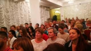 Сундаков, Пятигорск, 16.09.18 встреча в Пятигорском РГО
