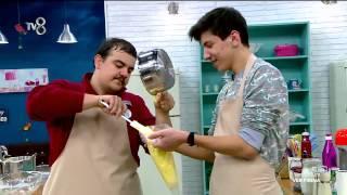 Ver Fırına - Yarışmacılar Bugün Doğum Günü Pastası Yapacaklar - 1 (18.02.2015)