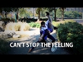 Can't Stop The Feeling - Justin Timberlake (West Coast Swing/ Rumba)
