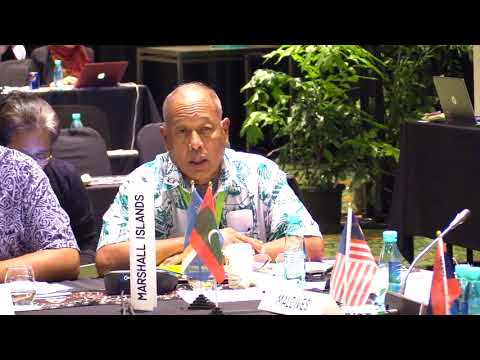 Marshall Islands Country Statement, FAO APRC 34, 2018