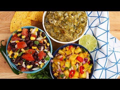 Healthy Salsa | 3 Delicious Ways