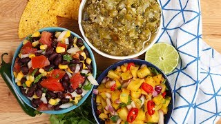 Healthy Salsa | 3 Delicious Ways