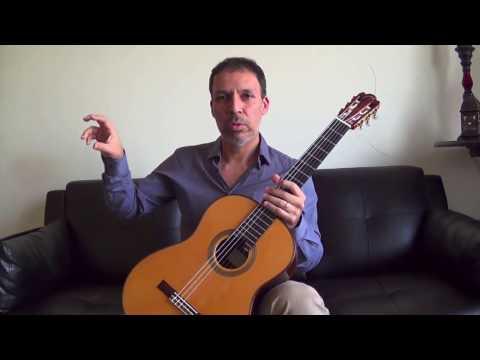 Classical Guitar Technique-  Improve your Tremolo
