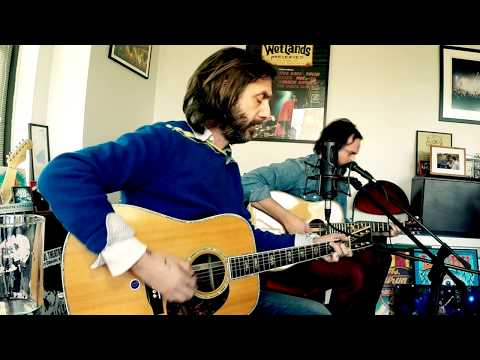 """Chris Robinson & Neal Casal """"Appaloosa"""" and """"The Last Place That Love Lives"""""""