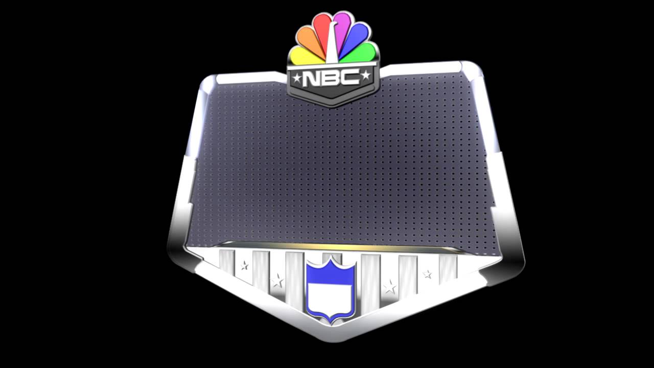 Nbc Sunday Night Football Logo Youtube