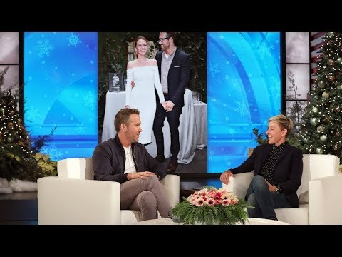 Randi West - Ryan Reynolds on Ellen!