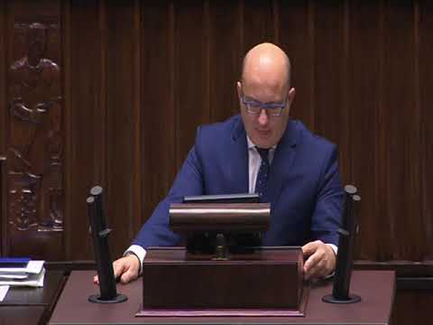 Paweł Bańkowski – wystąpienie z 22 listopada 2017 r.